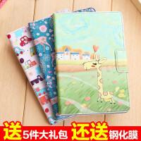 【包邮】苹果iPad mini2保护套 ipadmini4全包迷你3平板电脑ipadmini卡通防摔皮套韩国壳