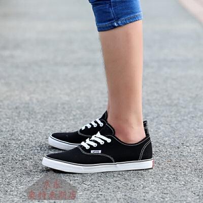 男士简约滑板鞋帆布鞋经典硫化鞋韩版学生情侣板鞋百搭休闲鞋学院风布鞋学生青年系带低帮布鞋潮款