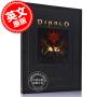 预售 暗黑破坏神 游戏艺术画册设定集 英文原版 The Art of Diablo 精装 大菠萝 设定理念艺术 进口艺术画册大开本
