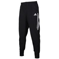 Adidas阿迪达斯男裤小脚运动裤休闲裤子训练长裤EA2491