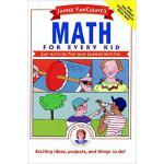 【预订】Janice Vancleave's Math for Every Kid 9780471546931