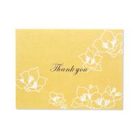 贺卡 兰花系列 感谢卡 教师节卡 Thank you card JC-Th009