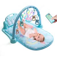 婴儿手摇铃 健身架脚踏琴玩具益智力新生儿
