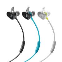 BOSE soundsport无线耳机 蓝牙运动防汗防水入耳式跑步健身耳机