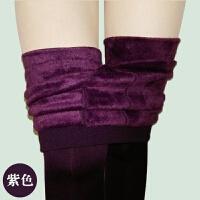 秋冬款加绒加厚打底裤外穿女连裤袜大码美腿显瘦防勾丝保暖丝袜子 均码