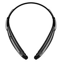 LG HBS-770无线蓝牙耳机LG 760升级版头戴入耳式音乐开车运动通用 黑色