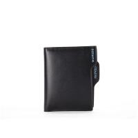 短款钱包男学生钱夹皮夹 驾驶证包插卡钱包
