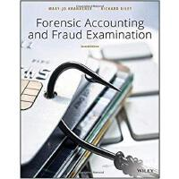 【预订】Forensic Accounting And Fraud Examination, Second Editi