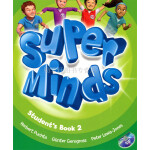 英音版剑桥小学英语教材 Super Minds Level 2 Student's Book with DVD-ROM