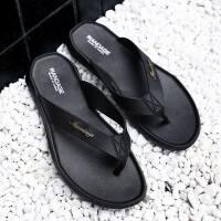 人字拖男夏季时尚外穿扦鞋夏天拖鞋男土夹板黑色沙滩凉拖夹脚脱鞋