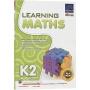 SAP Learning Maths K2 新加坡数学教辅 学习系列幼儿园数学练习册 大班5-6岁 幼儿启蒙 新亚出版社 儿童英文原版图书