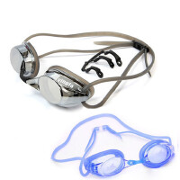比赛型 防雾近视泳镜 小镜框竞赛近视游泳镜 有整度数 支持礼品卡支付
