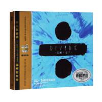 正版Ed Sheeran艾德希兰cd专辑 欧美乡村民谣 英文歌曲 车载cd碟