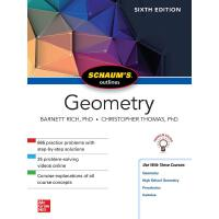 Schaum's Outline of Geometry 9781260010572