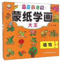 植物-天才豆儿童蒙纸学画大全 孙平 9787542766380