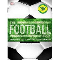 The Football Book 英文原版 世界杯――足球百科【DK系列】