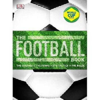 The Football Book 英文原版 世界杯——足球百科【DK系列】