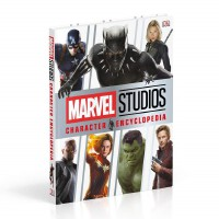 英文原版 漫威影业角色百科全书 Marvel Studios Character Encyclopedia 影视导览书