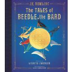 【预订】The Tales of Beedle the Bard: The Illustrated Edition