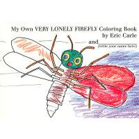 My Own Very Lonely Firefly Coloring Book《非常孤独的萤火虫-涂色书》艾瑞-卡尔