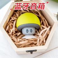 创意无线蓝牙音箱 多功能便携式手机户外迷你音响 七夕情人节礼物