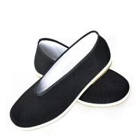 老北京布鞋单鞋女红色民族舞蹈鞋广场舞鞋酒店工作礼仪黑布鞋