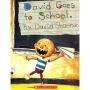 David Goes to School 大卫不可以系列 英文原版 大卫上学去 吴敏兰绘本123 第103本