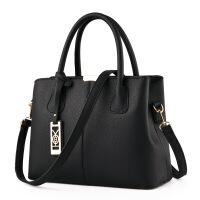 手提包女款手拎包新款欧美时尚皮质女包女士大包包简约单肩斜挎包手提包