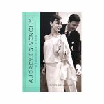 现货 英文原版 Audrey and Givenchy: A Fashion Love Affair 奥黛丽赫本与纪梵
