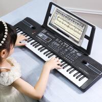 金色年代61键儿童电子琴儿童玩具