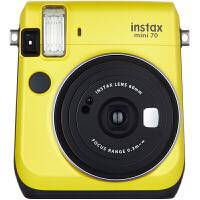 富士/mini70 一次成像相机立拍立得欧美范迷你70相机