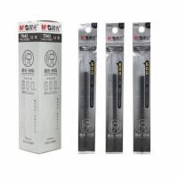 晨光7043悦写系列中性笔笔芯 0.5mm水笔芯 子弹头办公笔芯 12支