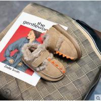 皮毛一�w冬季��憾�季小童�胪�幼�耗型�棉鞋�和�����雪地靴