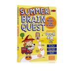 大脑任务 暑期练习册 幼儿园至学龄前 Summer Brain Quest Between Grades PreK-K