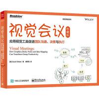 视觉会议:应用视觉工具促进团队沟通、决策与执行(典藏版)(团购,请致电400-106-6666转6)
