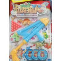 儿童玩具 恐龙猎人射击攻击队3-8岁玩具枪