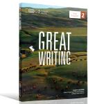 正版现货 Great Writing 2: Text with Online Access Code美国本土中学教程