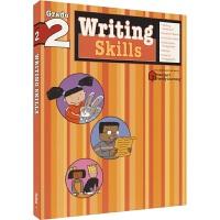 Harcourt Family Learning Writing Skills 写作技巧和思路 小学2年级练习册 儿童英