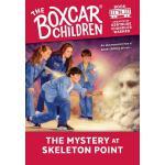 【预订】The Mystery at Skeleton Point