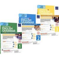 SAP Learning Grammar Workbook 学习系列 小学一二三年级英语语法练习册套装 7-9岁 新加