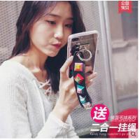 GY vivox7手机壳 步步高X7支架硅胶电镀防摔软vivo X7挂绳潮女款