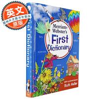 韦氏儿童初级插图图解词典字典 英文原版 Merriam Webster's First Dictionary 上百张图