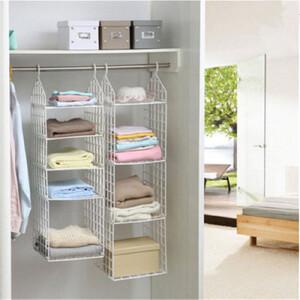 门扉 挂袋 多功能可折叠DIY架宿舍衣柜 衣物收纳架内衣收纳挂袋