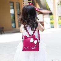 儿童斜挎包可爱卡通宝宝包包公主单肩包女童猫咪背包小孩斜跨包潮