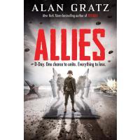 英文原版 同盟 二战小说 登陆日 儿童读物 Allies by Alan Gratz