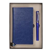笔记本子套装年会商务礼品文具员工实用A6记事本创意手账本
