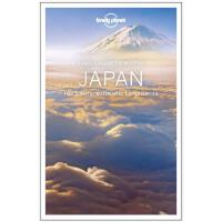 现货 孤独星球 日本必游景点 第 2版 日本旅游指南 自由行攻略 英文原版 Lonely Planet Best of