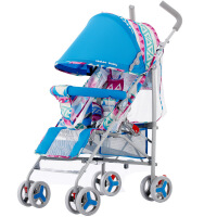 呵宝 婴儿推车夏季伞车车可坐可躺四轮手推车避震折叠手推车