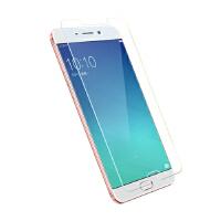 Easeyes 爱易思 OPPOR9Splus钢化玻璃膜 手机高清屏幕保护防爆贴膜 两片装