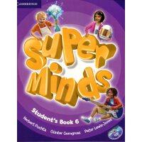 英音版剑桥小学英语教材 Super Minds Level 6 Student's Book with DVD-ROM 第六级别 学生用书